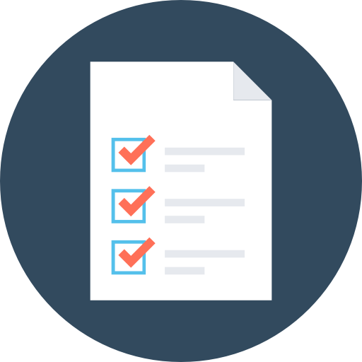 Project Task Checklist