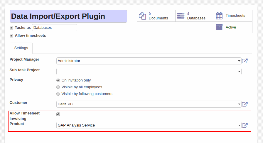 timesheet invoicing in odoo almightycs
